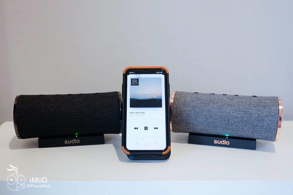 Sudio Femtio Bluetooth Speaker Review 19