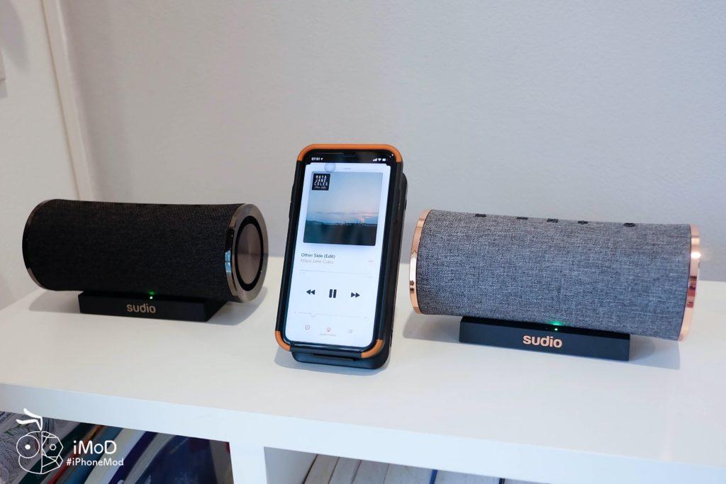 Sudio Femtio Bluetooth Speaker Review 20