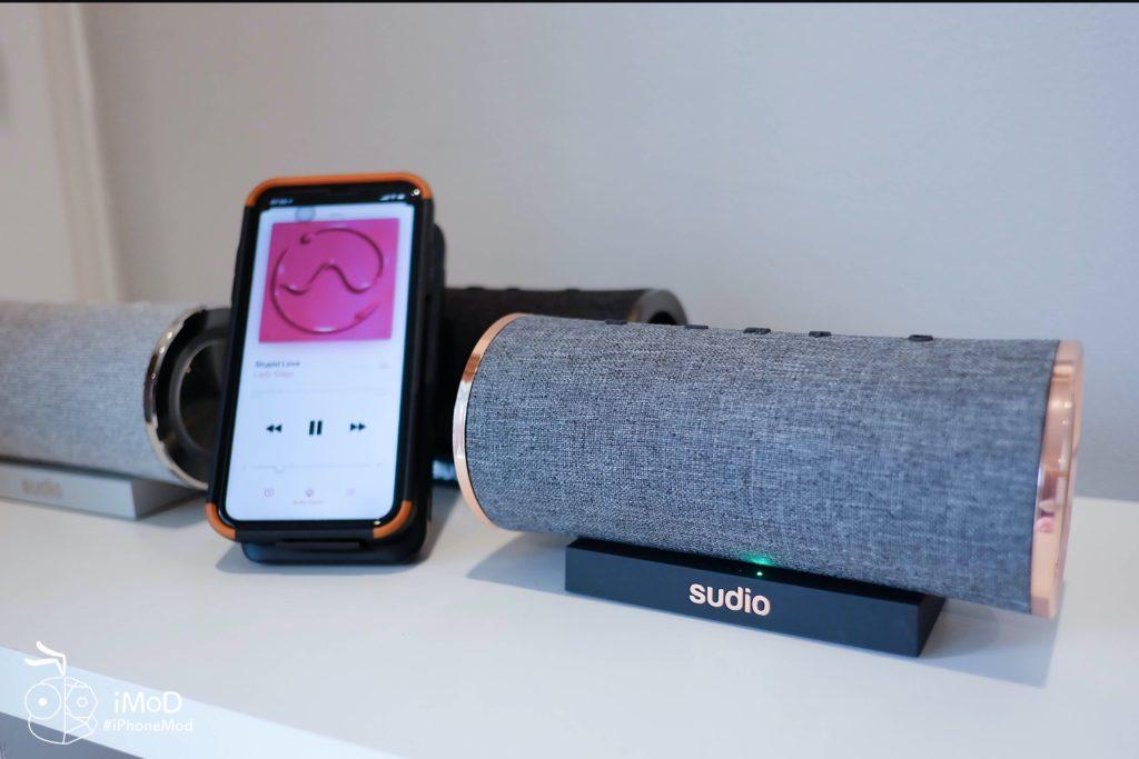 Sudio Femtio Bluetooth Speaker Review 24