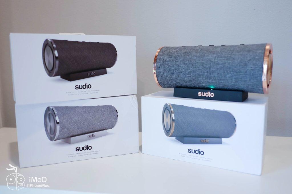 Sudio Femtio Bluetooth Speaker Review 29