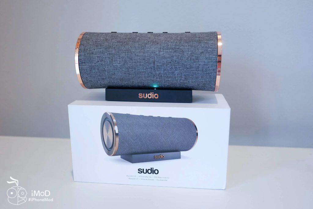 Sudio Femtio Bluetooth Speaker Review 31