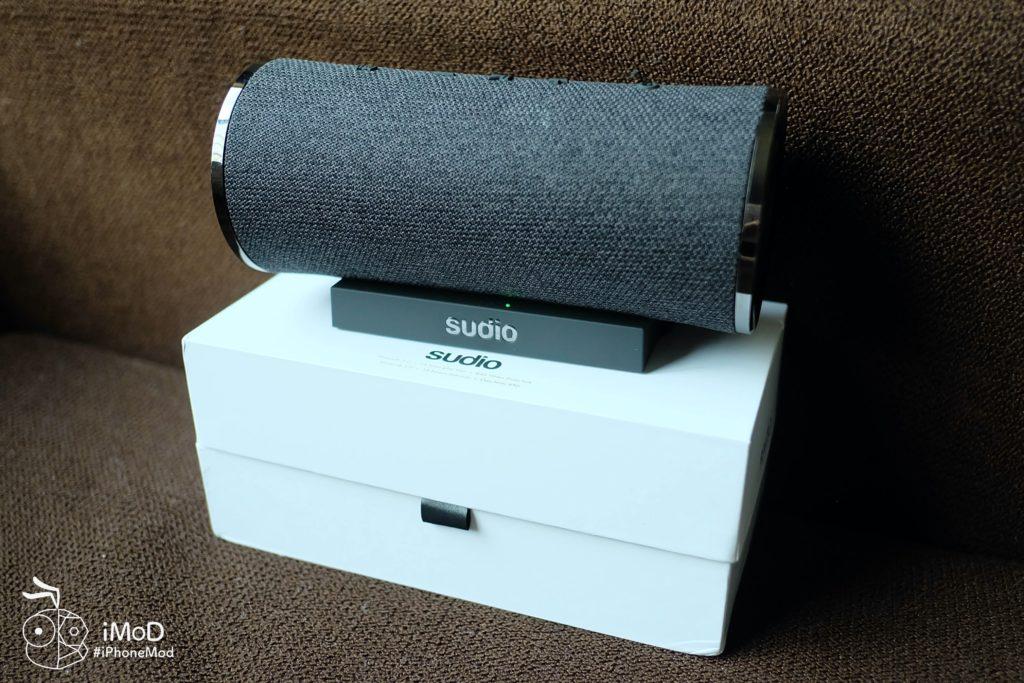 Sudio Femtio Bluetooth Speaker Review 34