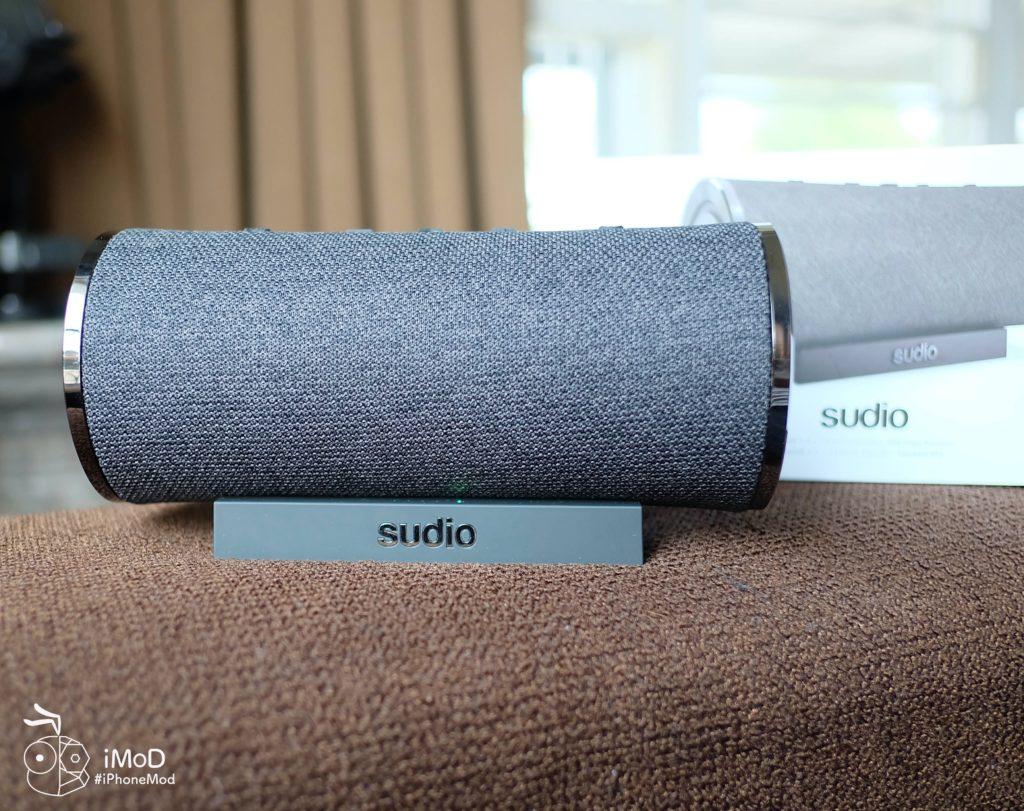 Sudio Femtio Bluetooth Speaker Review 6