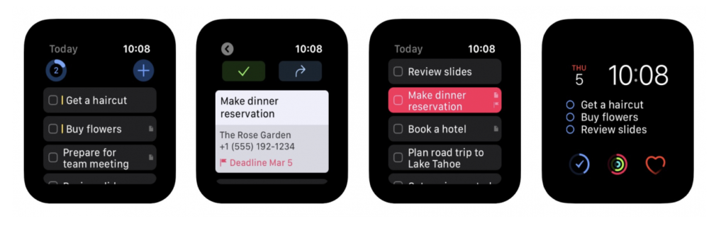 Things 3 App Update Major New Feature In Apple Watch 1