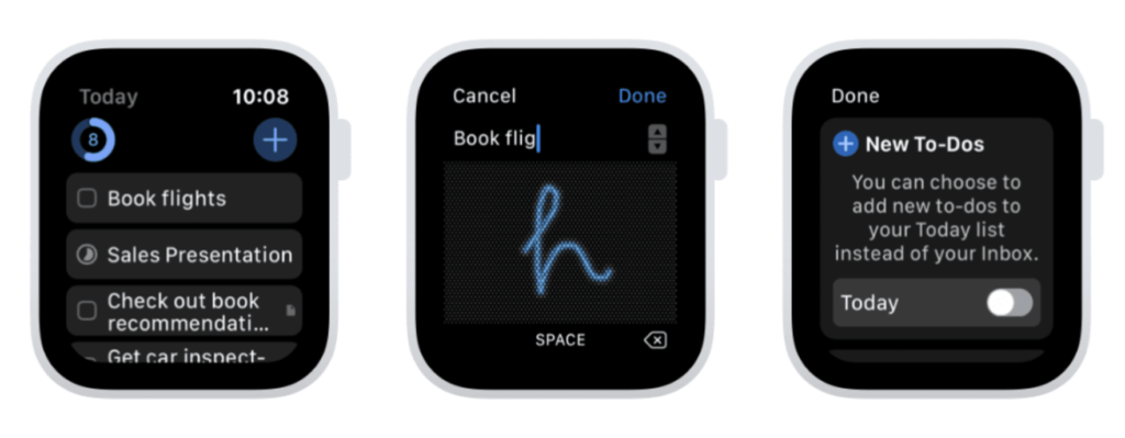 Things 3 App Update Major New Feature In Apple Watch 2