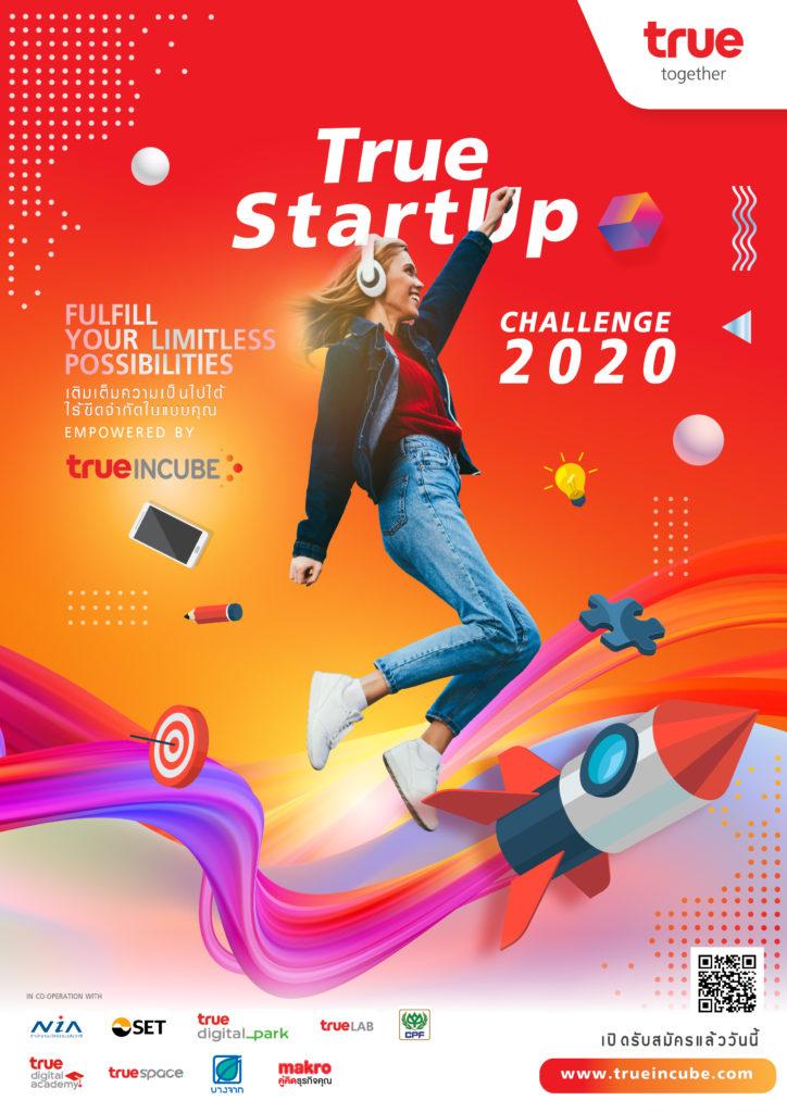True Startup Thailand True Incube 4