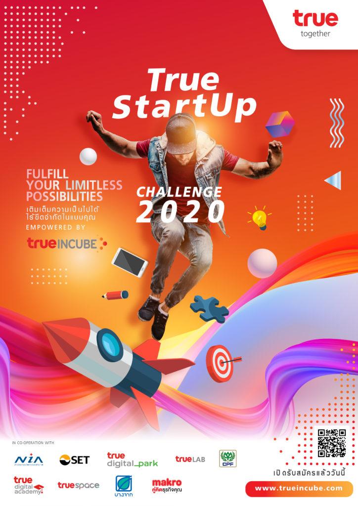 True Startup Thailand True Incube 5
