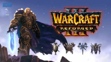 Warcraft Iii Reforged Cover