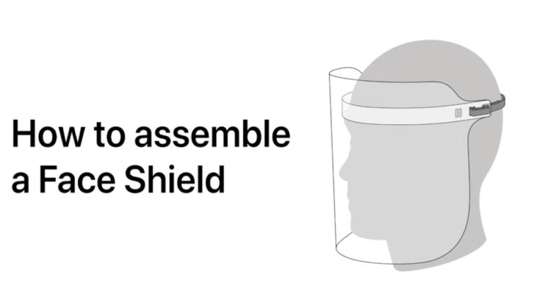 Apple Posts Instructions Face Shield Detail Img 2