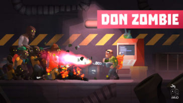 Game Don Zombie Cover