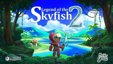 Game Legend Of Skyfish 2 Cover