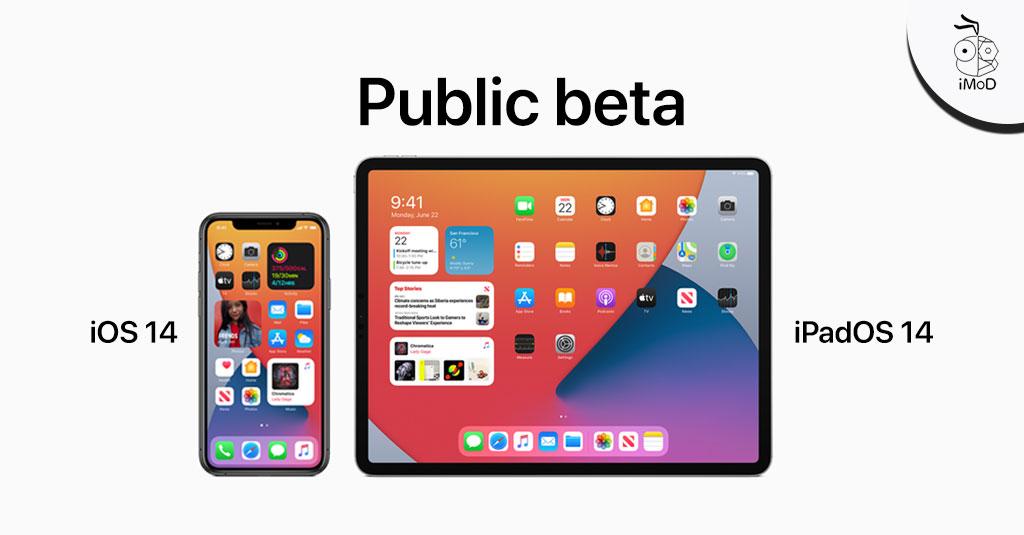 Ipados 14 Beta